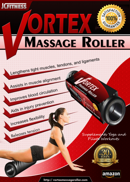 Vortex Massage Roller